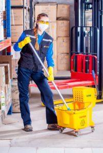 Hvad skal du være opmærksom på, når du skal vælge rengøringshjælp?